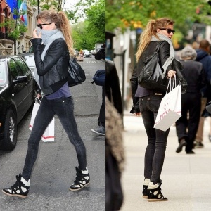 It Shoe: Isabel Marant Gizli Dolgu Topuklu Sneaker