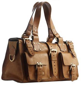 It Bag Mulberry Roxanne Bag in Darwin Oak