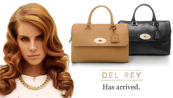 Lana Del Rey den ilham alınan Del Rey çanta