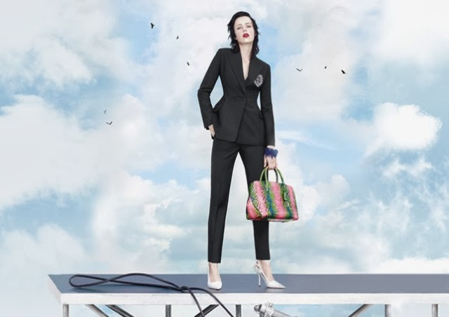 Christian Dior spring summer 2014 ad campaign