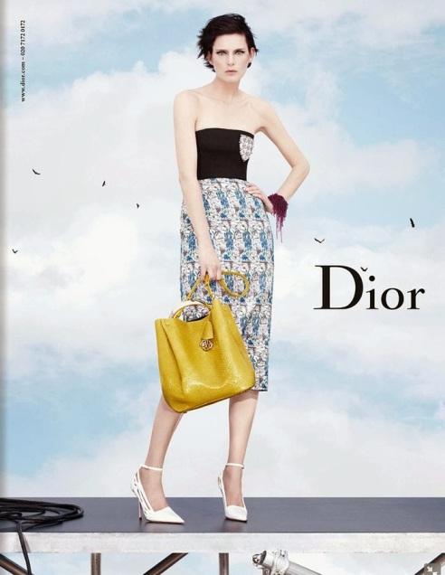 Christian Dior spring summer 2014 diorific bag