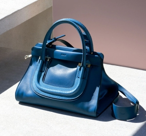 chloe-spring-2015-Bag-Collection-blue-bag